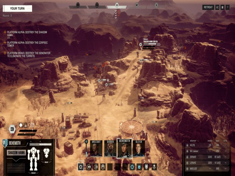 Download BATTLETECH Free Full Game For PC