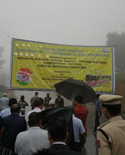Mizoram Tripura Highway