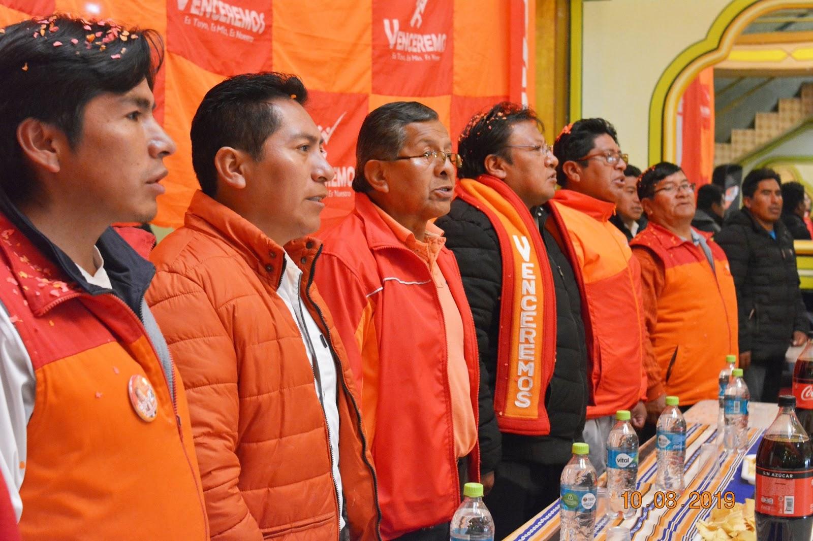 Concejal alteño va conformando su proyecto para las subnacionales de 2020 / PRENSA VENCEREMOS