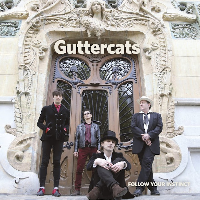 GUTTERCATS - Follow your instinct 1