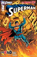 Os Novos 52! Superman #1