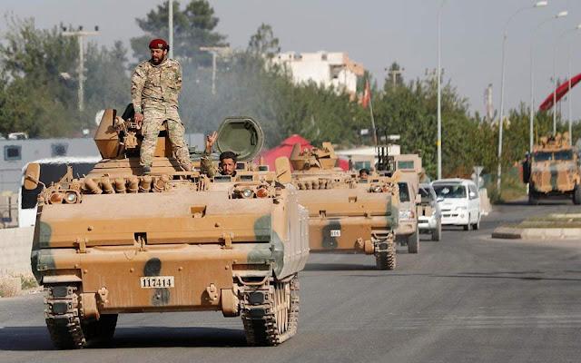 Συριακά ΜΜΕ: Ο στρατός εισέρχεται στην πόλη Μάνμπιτζ