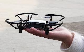 Spesifikasi Drone DJI Ryze Tello - OmahDrones