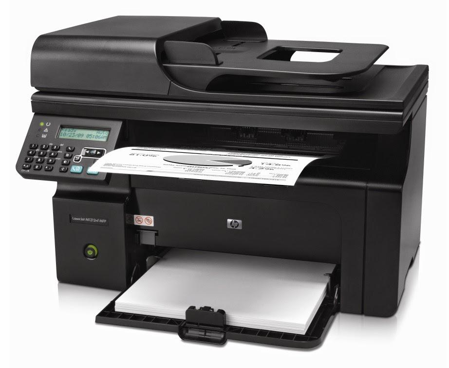 Download Driver Máy in HP M1212NF Laserjet Printer