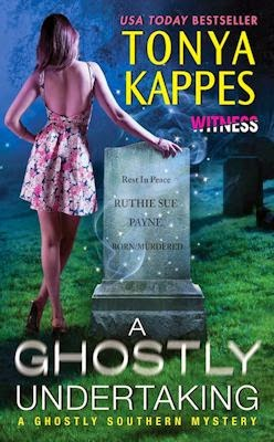 Interview with Tonya Kappes and Review of A Ghostly Undertaking - February 24, 2015