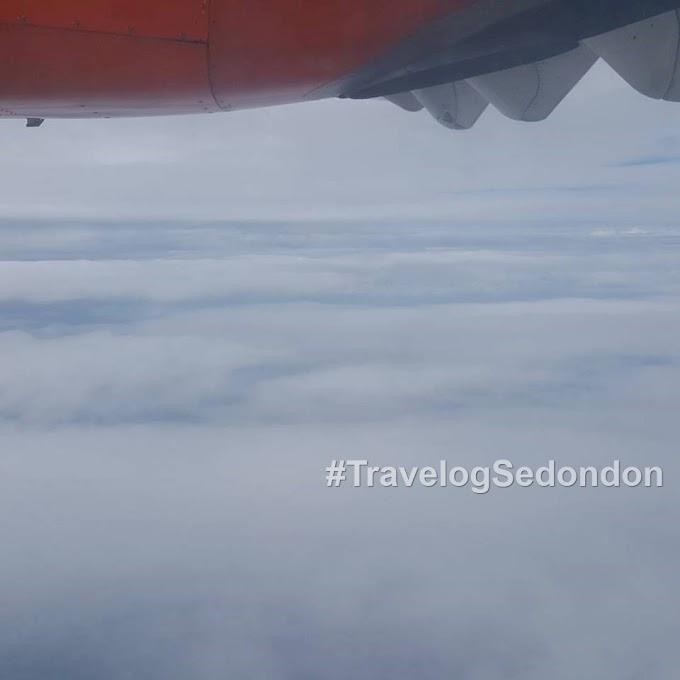 Travelog Sedondon @ Awan Biru
