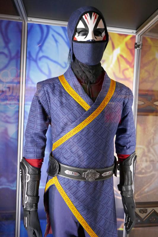 Death Dealer film costume Shang-Chi