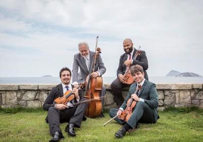 Quarteto da Guanabara celebra 50 anos no palco da Sala Cecília Meireles
