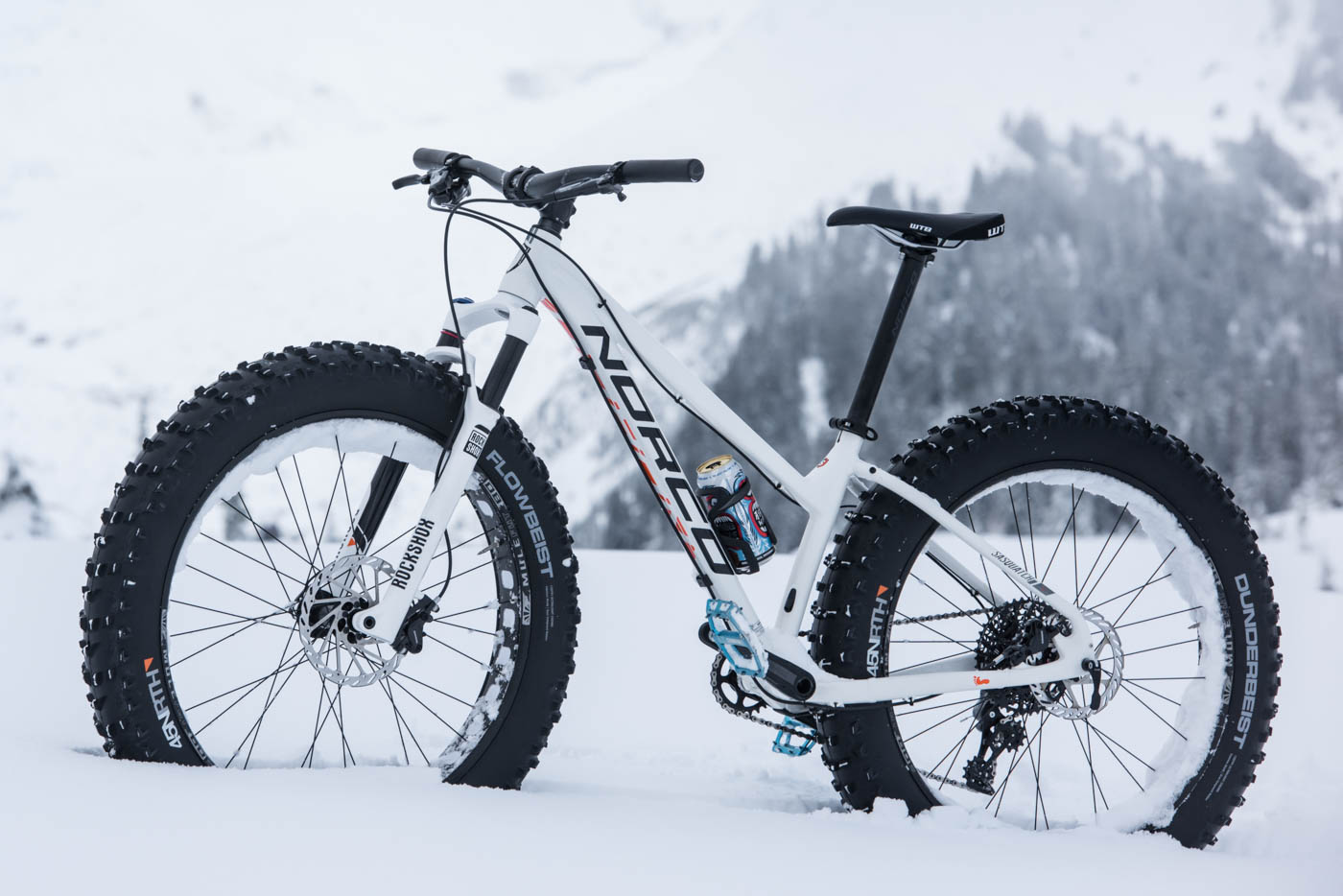 Fat Biking in Howe Sound, BC | News | Norco Bicycles