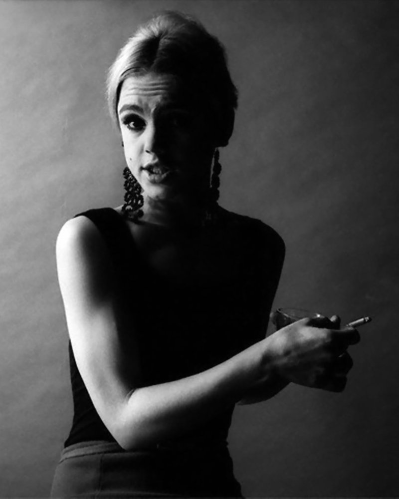 Edie Sedgwick S Photos By Andy Warhol Vintage Everyday