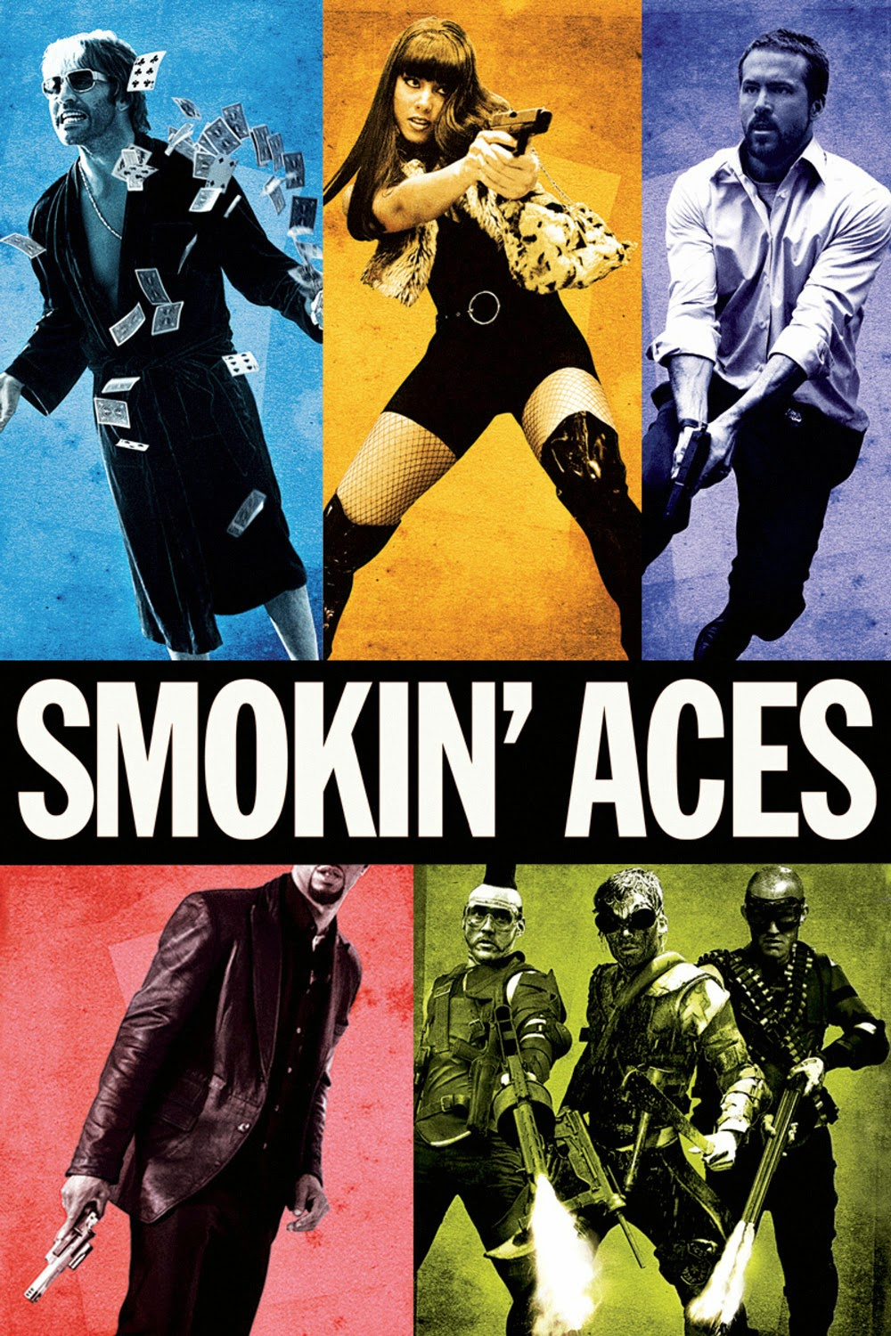 Smokin Aces 2006 ταινιες online seires oipeirates greek subs