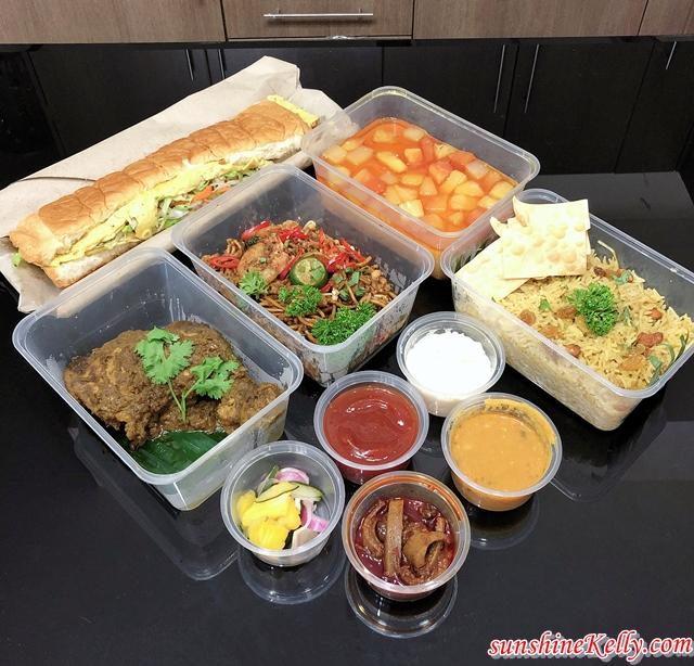Sundown Menu, Hidangan Menu, Takeaway Menu by TPC Kuala Lumpur, TPC Kuala Lumpur, Ramadan Menu, Ramadan, Takeaway Menu, Food