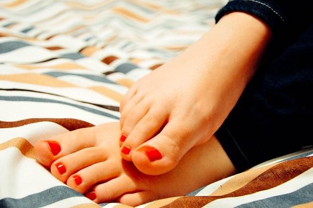 Hasil gambar untuk kuku kaki