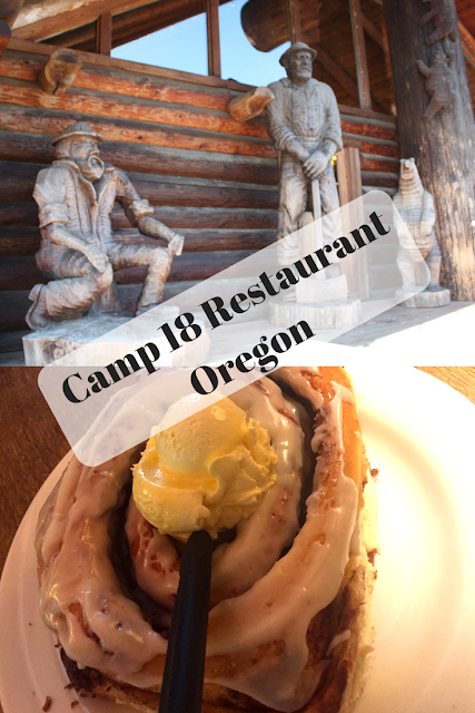 Camp 18 Restaurant and Logging Museum in Elsie, Oregon