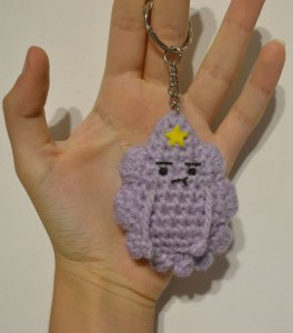 Princess Lumpy Space crochet pattern