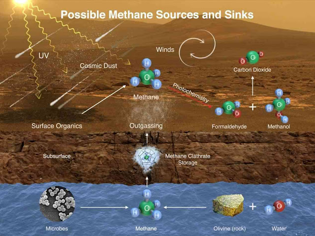 Unexpected Environmental Source of Methane Discovered