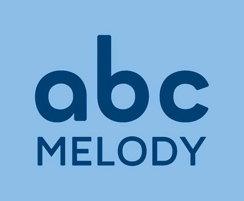 logo de l'édition jeunesse abc melody