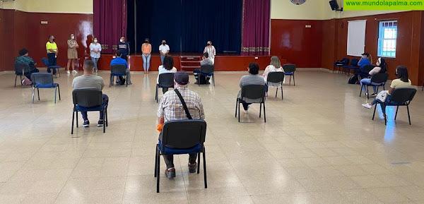 El Ayuntamiento de Fuencaliente contrata a trece personas con cargo al Plan de Empleo del FDCAN