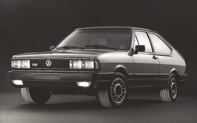 VW Passat GTS Pointer 1989