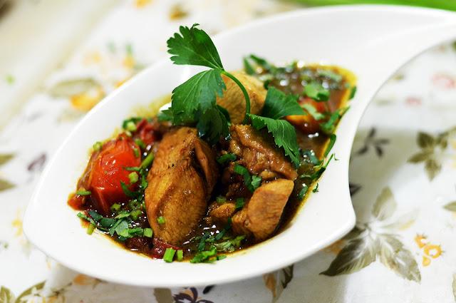 Resepi Ayam Masak Kicap Soy Sauce Rempah Mak Siti