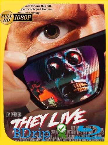 They live 1988 [1080p BDrip] [Latino-Inglés]