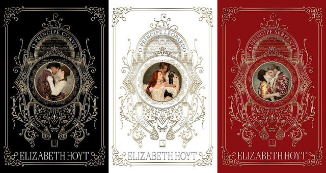 Resultado de imagem para Elizabeth Hoyt