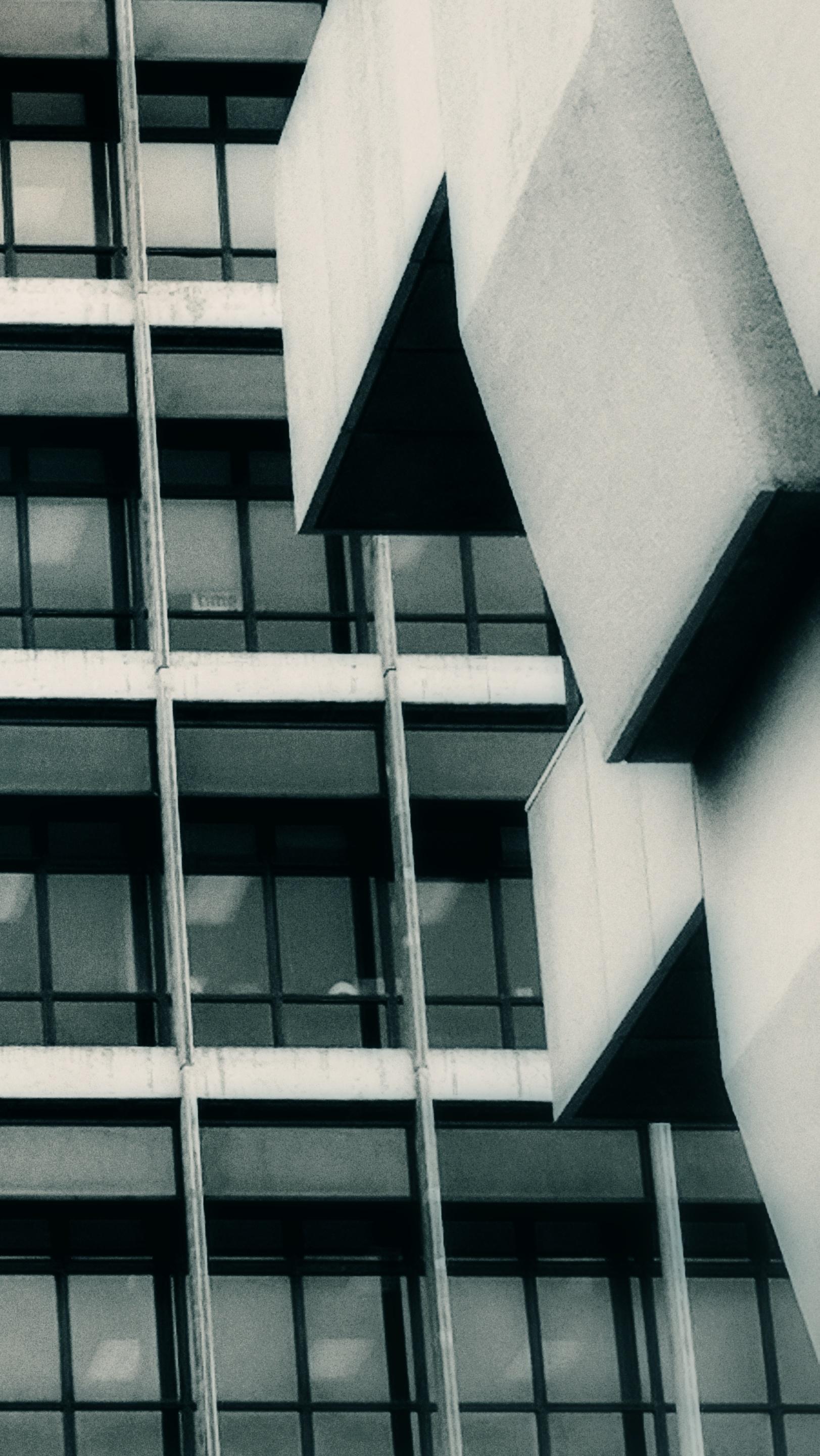 The watching buildings of Wellington (NZ)