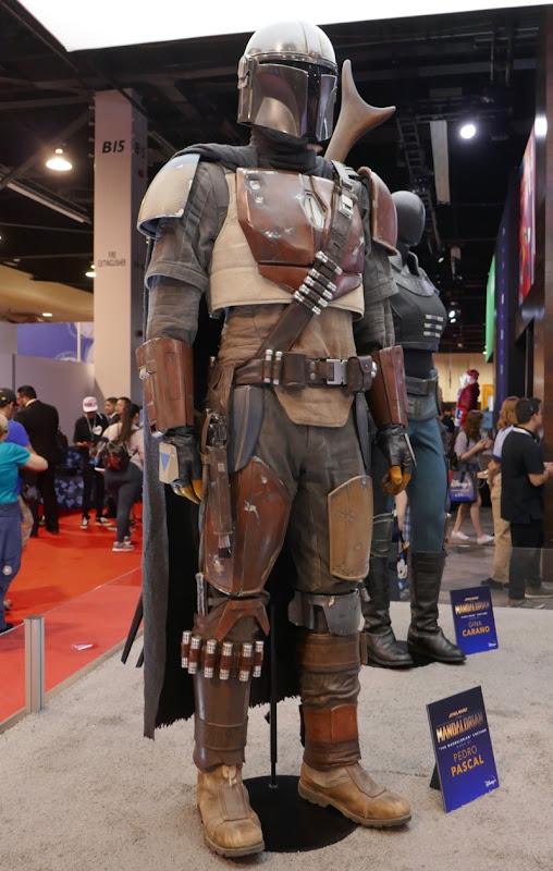 Star Wars Mandalorian Pedro Pascal costume