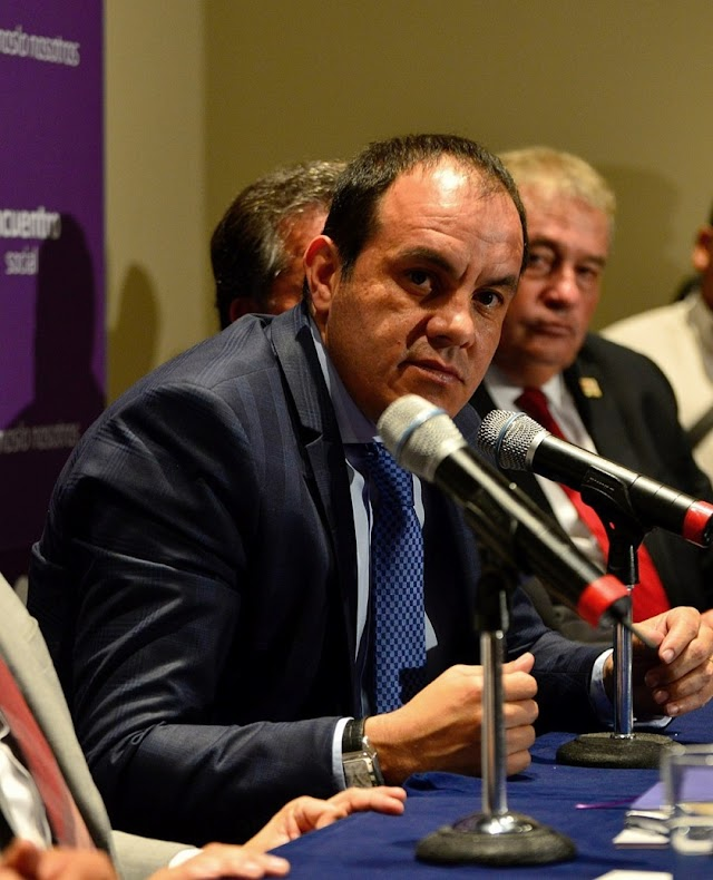 Cuauhtémoc Blanco,  denunciado por presunta corrupción  de 50 mdp; hay un detenido