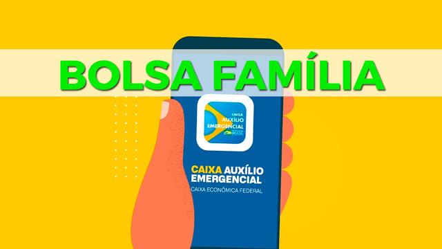 Calendário auxílio emergencial Bolsa Família foi LIBERADO! Veja quando sacar 3º lote