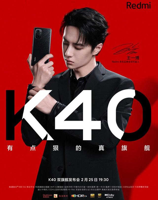 Xiaomi Redmi K40 và K40 Pro