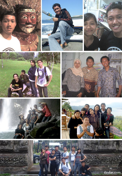Photo ndop pas kerja di Bali