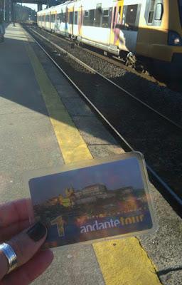 cartão Andante Tour do Porto
