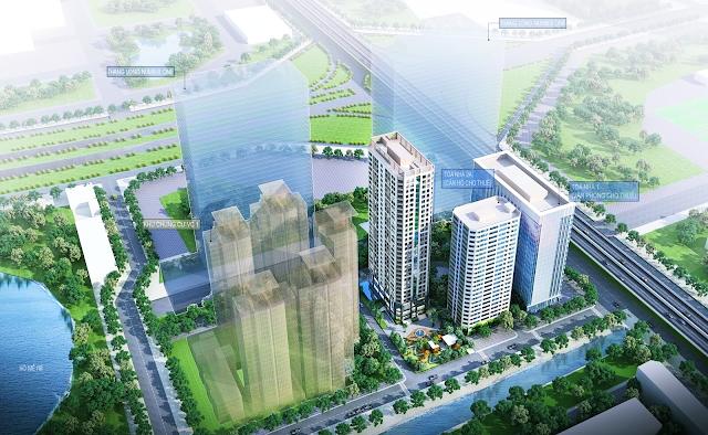 Cho thuê căn hộ chung cư Vinata Tower