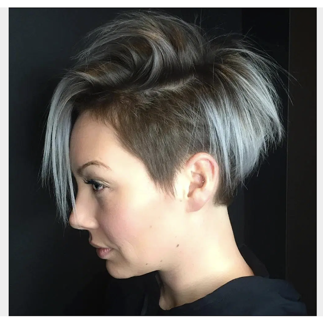 edgy pixie haircuts 2019