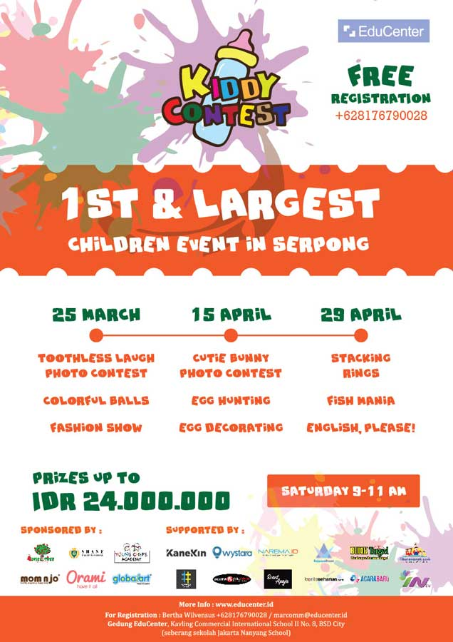 KIDDY CONTEST Educenter
