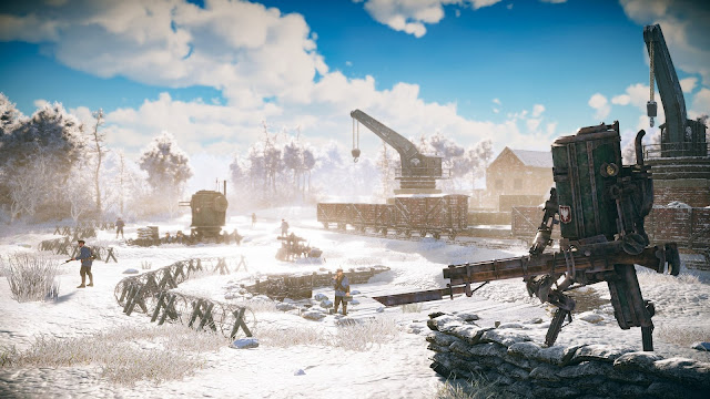 Iron Harvest Deluxe Edition PC Full