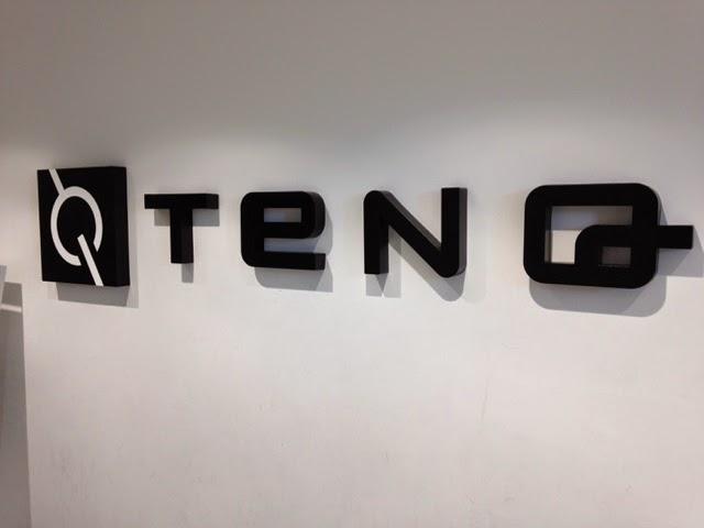 TeNQ(テンキュー) ロゴ