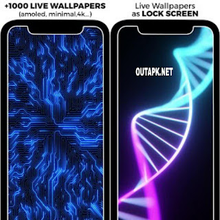 Live Wallpapers & Backgrounds WALLOOP™ PRIME v4.0 [Paid] Apk