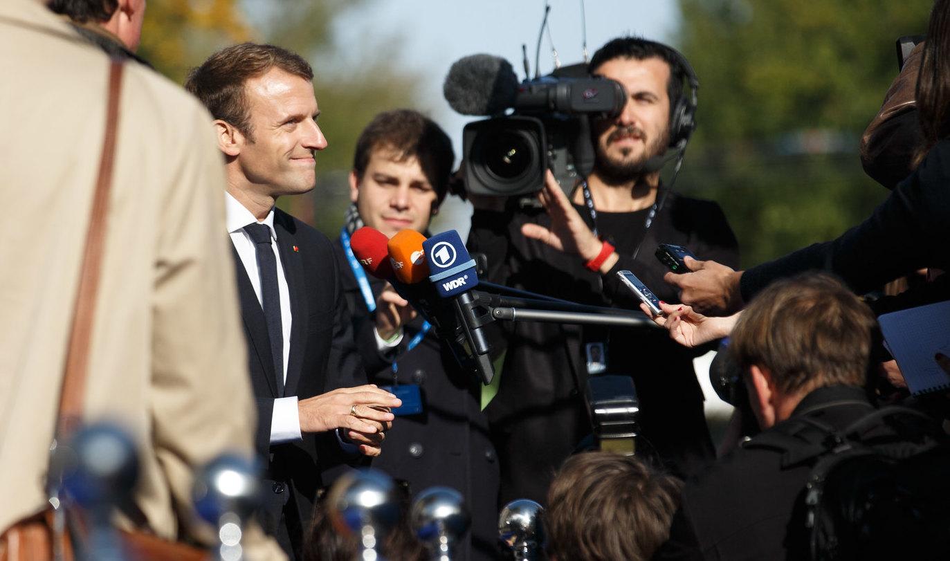 Réforme des retraites : Emmanuel Macron sort du silence