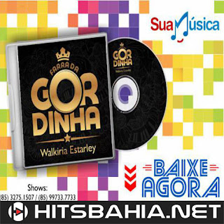 BAIXAR CD – Farra da Gordinha – CD Promocional de Julho download grátis