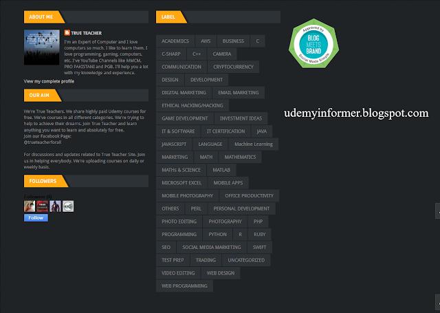 Udeler Udemy Course Downloader For Windows