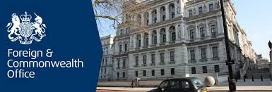 Britain's Foreign and Commonwealth Office