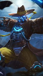 Yi Sun Shin Roguish Ranger Heroes Marksman of Skins V3