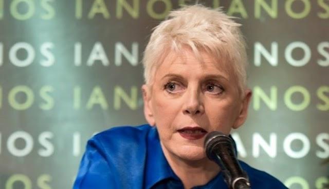 Έλενα Ακρίτα: Καταγγέλλει λογοκρισία σε κείμενό της για «Τα Νέα»