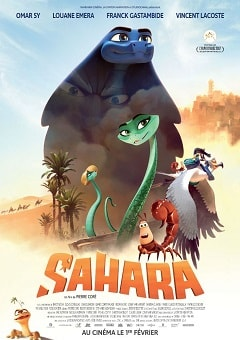 Sahara Torrent torrent download capa