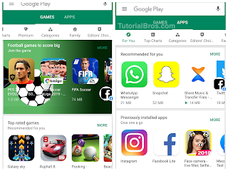 Google PlayStore it's the biggest Android app store in the world with millions of apps available for you to download.