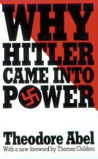 Essay on why hitler came into power
