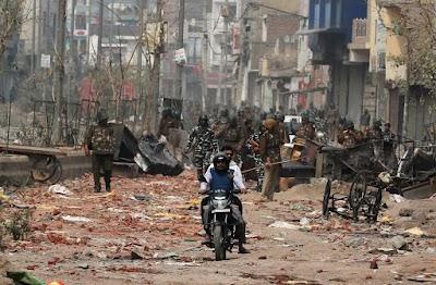 Umat Islam India Sekali Lagi Menjadi Mangsa Keganasan