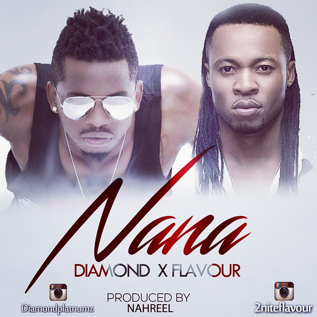 New Video | Diamond Platnumz Feat. Flavour - Nana [Official Music Video]